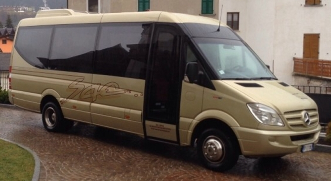 MERCEDES SPRINTER - SAC CERVIA